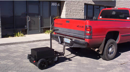 Electric Trailer Dolly >> Vehicle. truck, car and Boat mover, Pusher