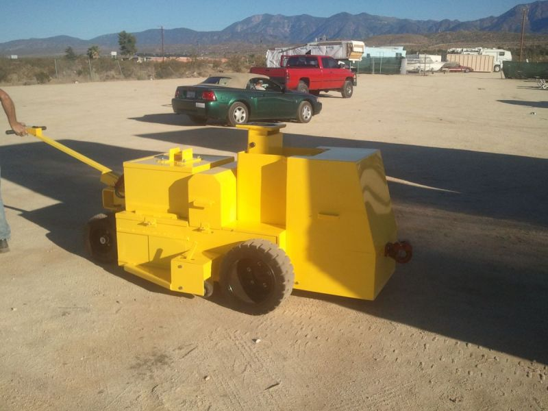 Electric Battery power tug